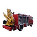 Emergence Vehicles Elektrisches Feuerwehrauto Feuerwehrauto