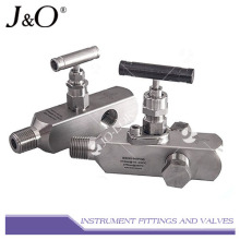 Stainless Steel Multi Port Instrument Valve Manifold