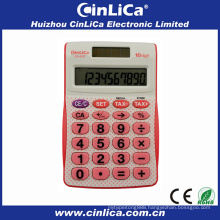CA-310T 10 digits correct tax calculator pink