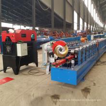 Máquinas hidráulicas dos Downspouts de Xinnuo para o rolo da folha de metal da venda que forma a máquina