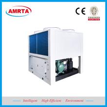 Refrigerador comercial del tornillo de la pompa de calor de la fuente de aire