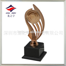 Sport trophy cup plastic small trophy cup bronze trophy