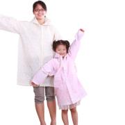 Impermeable de Eva para adultos y niños