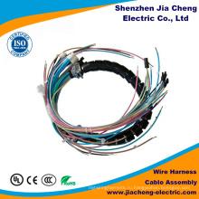 Сборка кабеля проводки провода с RoHS одобрил