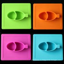 Стандарт lfgb FDA пищевой силиконовые детские фрукты