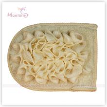 Plastic & Towel Cloth Bath Shower Sponge