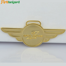 Customized Souvenir Medal with Customer Ribbon