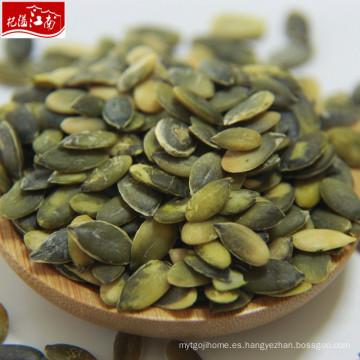 Venta caliente al por mayor nueva semilla de calabaza sin cáscara