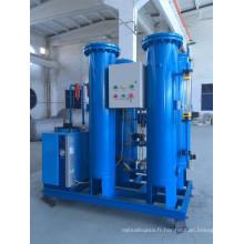 Démarrage rapide Générateur d'azote Équipement à l'azote Production de gaz à l'azote pour l'alimentation