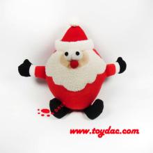 Christmas Santa Plush Doll Toys Pendant Hanging Santa