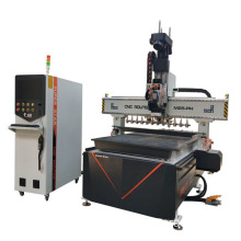 Muebles de madera M25PH ATC cnc router machine