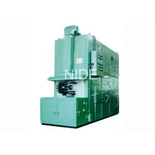 High Efficiency Armature Trickling Impregnation Machine Varnish Plant