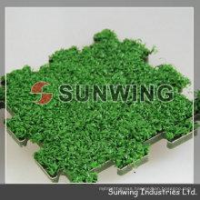 Sunwing welcome outdoor interlocking grass kid'play installation grass