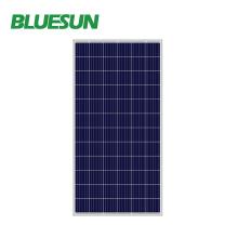 Bluesun melhor design fácil instalar na grade de impulso para o sistema solar 10kw