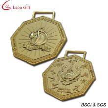 Custom Logo Gold Medal of Honor (LM1841)