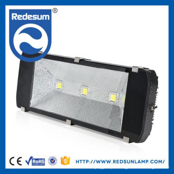 Outdoor waterproof Aluminum IP65 150w led tunnel light