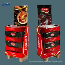 Laden-Befestigungs-Batterie-Anzeigen-Gestelle, Einzelhandelsgeschäft-Anzeigen-Gestell für Batterie