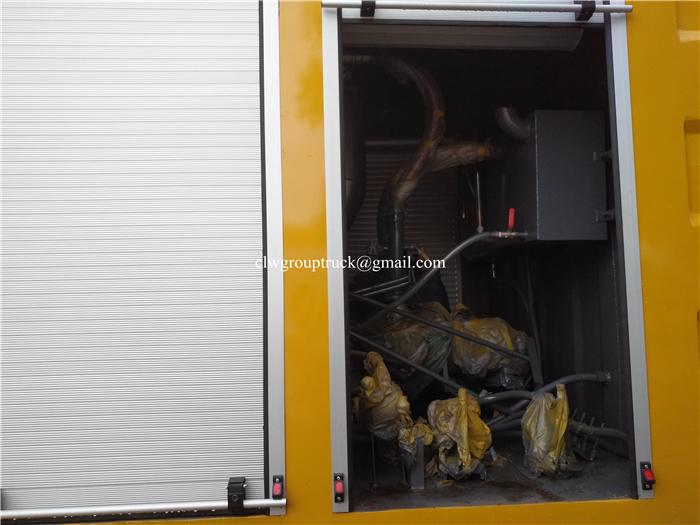 Sewage Disposal Car 5
