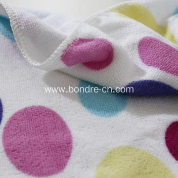 Super Water Absorption Bath Skirt Wrap Towel With Printing
