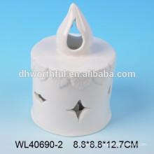 Новые дизайнерские керамические благовония горелки оптом с вырезом