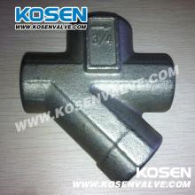 Термодинамический конденсатоотводчик из кованой стали (CS11)