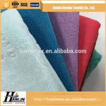 Para o esporte, o curso, os termas, o costume feito sob encomenda tingiram o tecido da toalha do microfiber do luxuoso do multipurpose