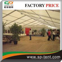 Grandes tentes d'exposition pour les événements Prix