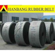 Hohe Verschleißfestigkeit Material-handling-Geräte Rubber Belt Conveyor belt