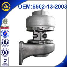 KTR130 turbo для бульдозера koma tsu d155 части