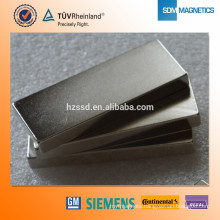 Professional N42 Rare Earth Block equipment magnet With High Quality