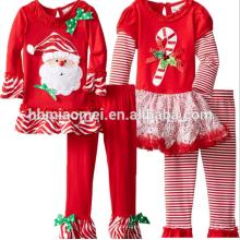 Homewear ropa niños ropa fabricantes niños navidad pijamas