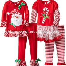 Homewear roupas fabricantes de roupas infantis crianças natal pijamas