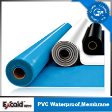 Hot Sale Polyvinyl Chloride PVC Waterproof Membrane for Roof/Basement/Garage/Tunnel (ISO)