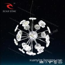 Modern LED Crystal Chandelier Pendant lamp