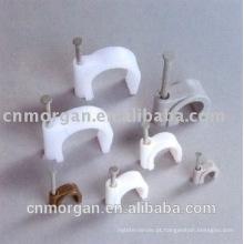 Grampos automotivos novos do cabo do círculo do adesivo do projeto