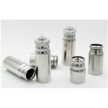 MDI aluminum canisters 5