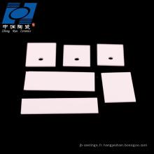 substrat d'alumine à haute température