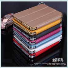 Bling Diamond Ledertasche für iPad Mini Zubehör