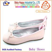 Neue Design Kinder Kleid Schuhe 2014