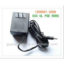 ac dc adapter 7V, 150 mA