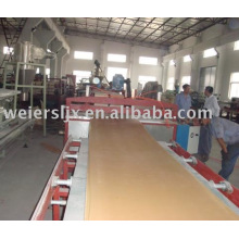 WPC Foaming Board production Line