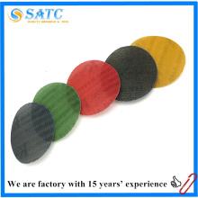 Folha da lixadeira da tela da fibra de vidro de SATC, tela de lixamento, malha de lixamento