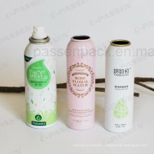 Aluminum Skincare Aerosol Spray Can with Offset Printing (PPC-AAC-023)