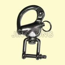 SS: Swivel Snap Shackle With Jaw Head
