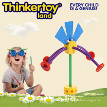 Plastic Building Toys Self-Assemble Intelligence Toy