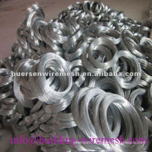 Q195 Electro galvanized iron wire/Binding wire construction,BWG 21