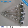 Fast Response Immersion Thermocouple for High Temperature
