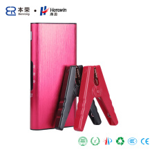 Auto Jump Starter Lithium Li-ion Rechargeable Battery