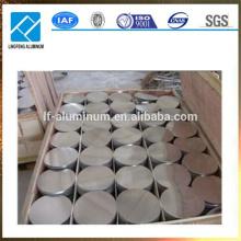 1100 3003 Placa circular de aluminio para cocinas
