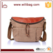 Wholesale Handmade Women Messenger Bag Canvas Shoulder bag